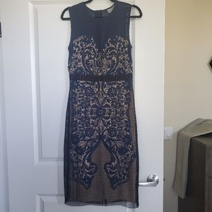 ASOS -size6 navy dress